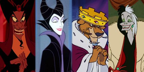 Disney Villains Ranked