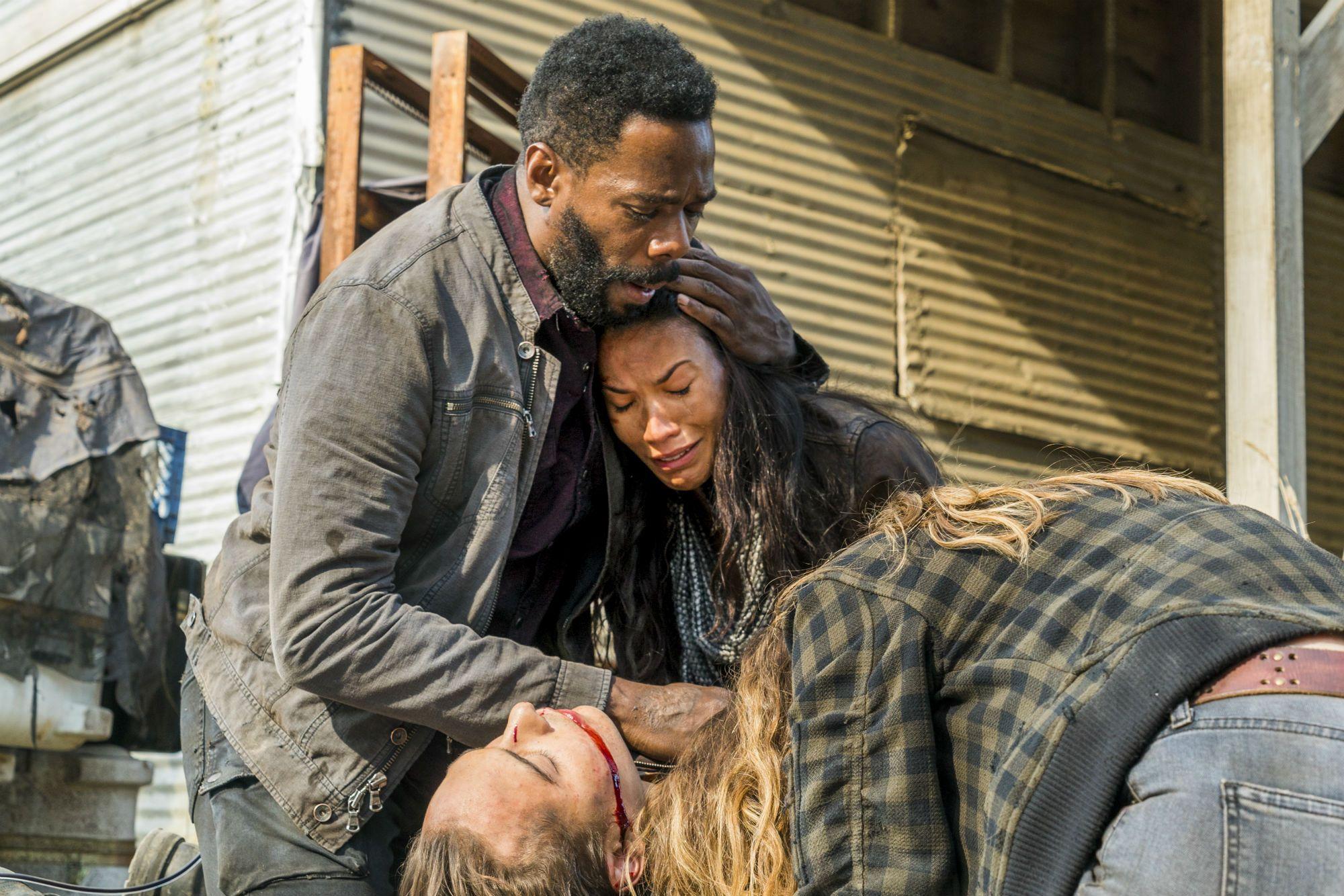 Fear the Walking Dead lawsuit settled by AMC ahead of season 5 airing