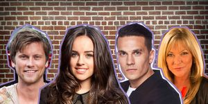 Steven Beale, Erica, Katy, Daniel Robinson, people left too soon