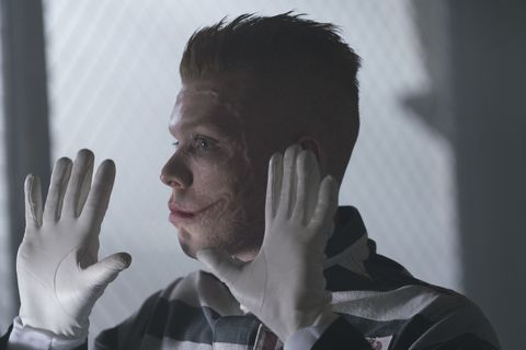 Gotham star reveals the reason the show can't use the Joker's name