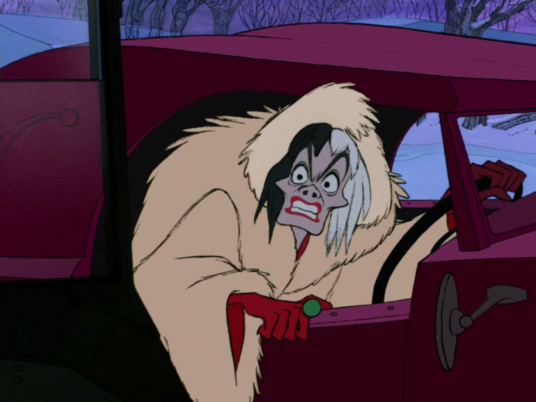 Disney unveils first look at Emma Stone as Cruella de Vil in Cruella at D23