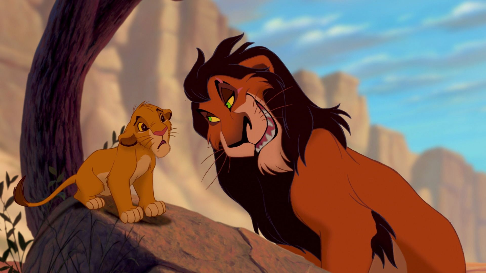 The Lion King's original ending was just too dark for the remake