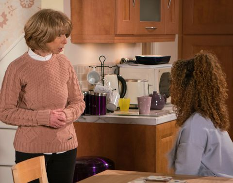 Gail Rodwell wants Emma Brooker to leave in Coronation Street
