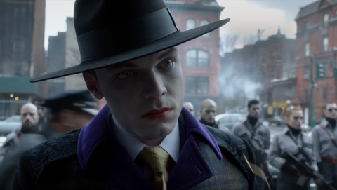 Gotham producer says Jeremiah isn't the Joker either