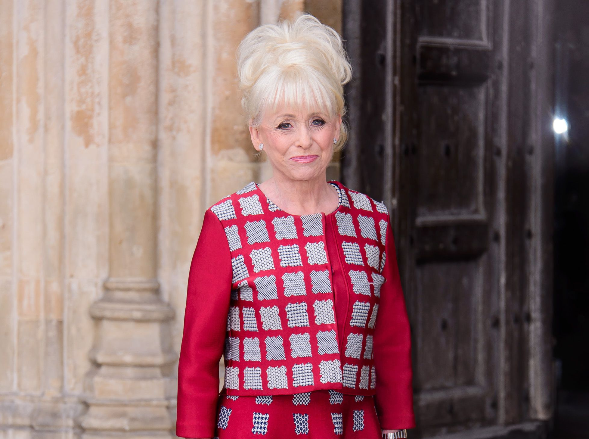 Dame Barbara Windsor is moved into care home as Alzheimer