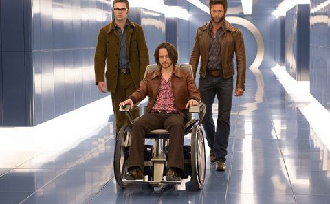 James McAvoy doesn't understand how the X-Men could join the MCU