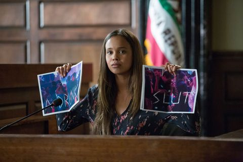 Alisha Boe, 13 Reasons Why, Season 2
