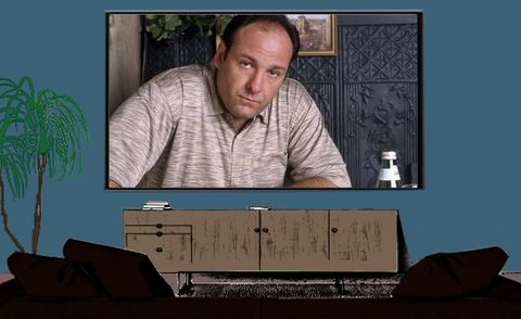 Mental Health Awareness week, Tony Soprano