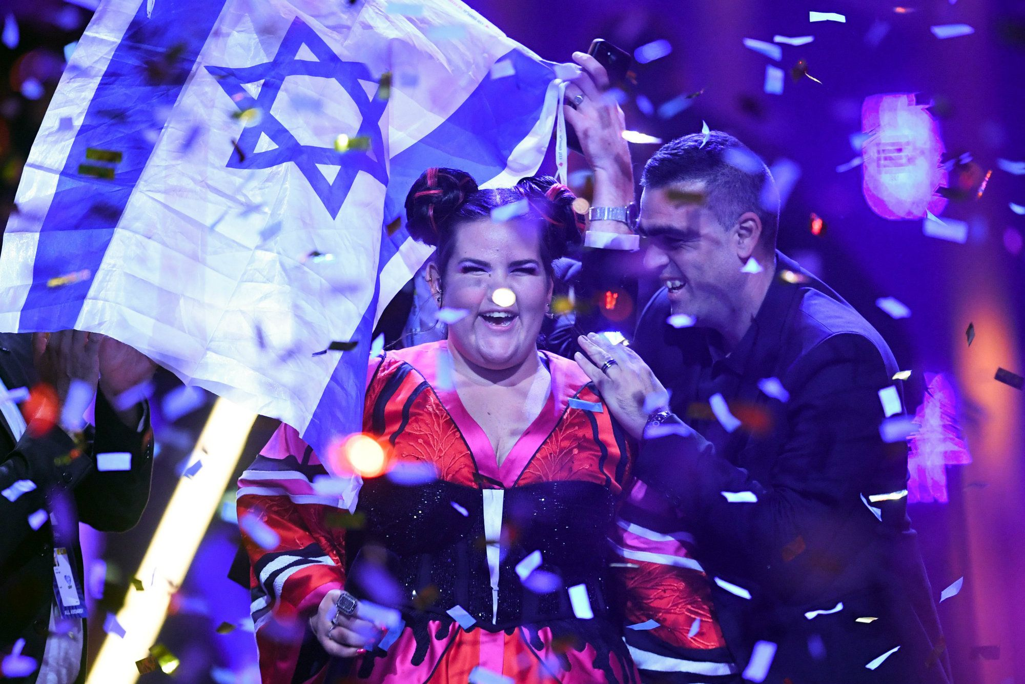 Israel wins the Eurovision Song Contest 2018 with Netta's bonkers song 'Toy'
