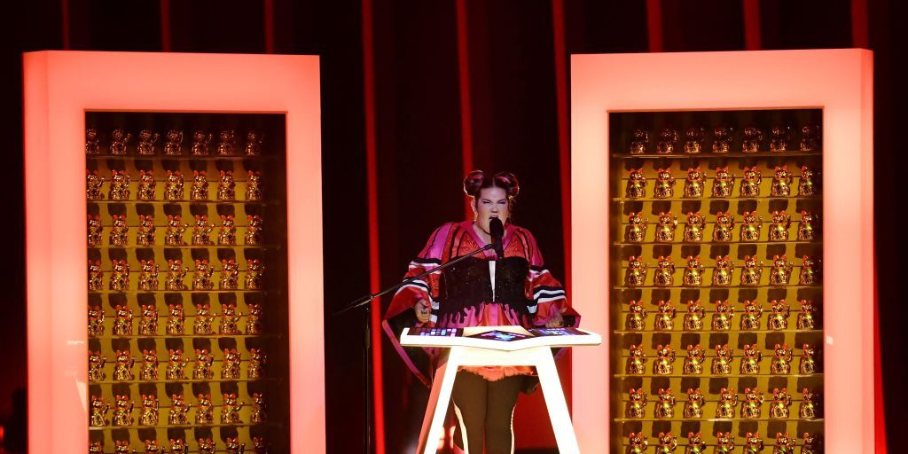 Israel's Eurovision 2018 winner Netta accused of cultural appropriation for Japan-inspired styling