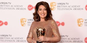 BAFTA TV Awards 2018: Jane McDonald