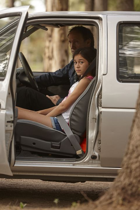 Ava Gilbert with Boyd Easton in Home and Away