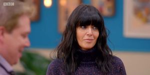 Claudia Winkleman on Britain's Best Home Cook