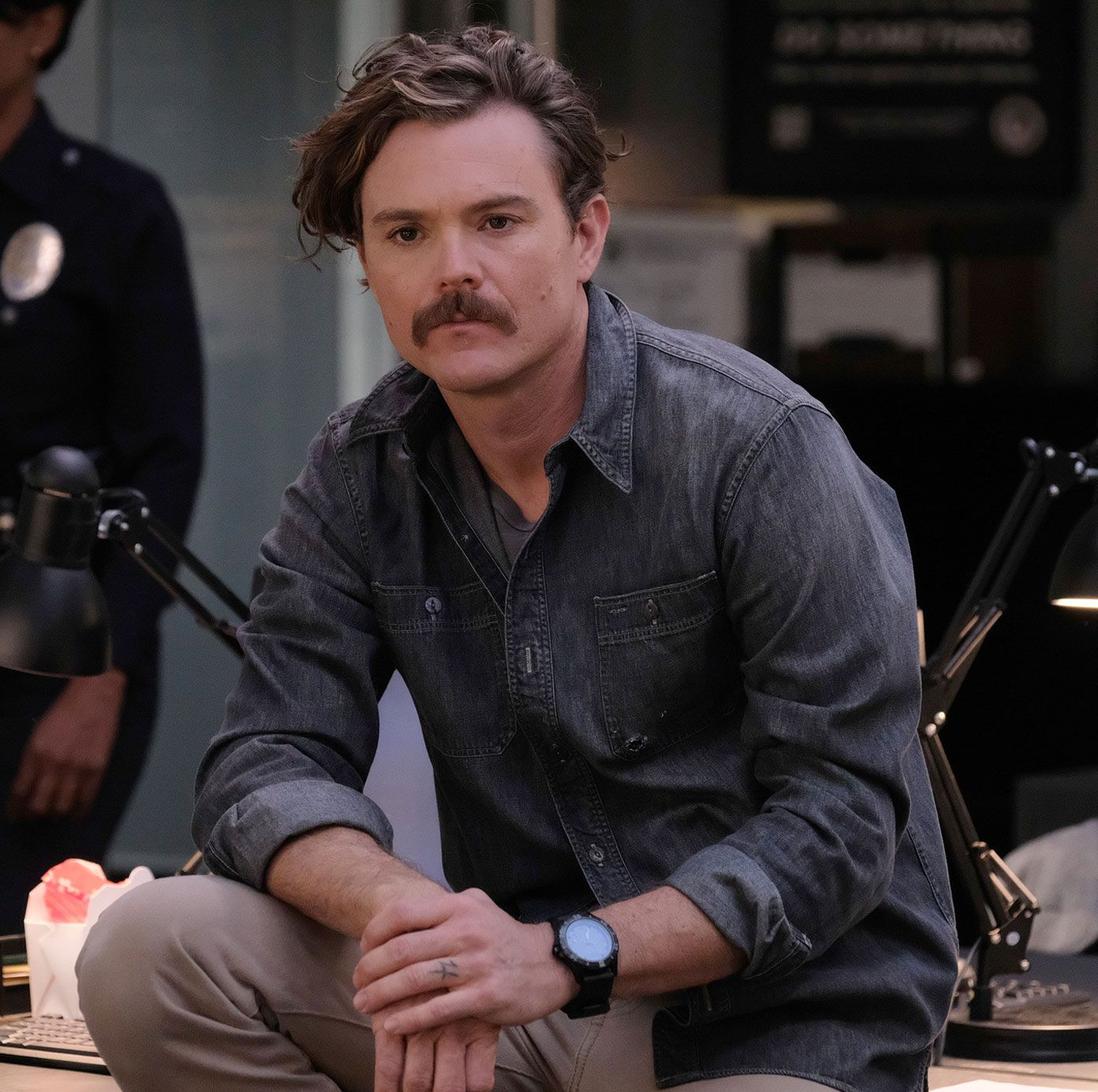 Ex-Lethal Weapon star Clayne Crawford is set for TV comeback after being axed from Fox show
