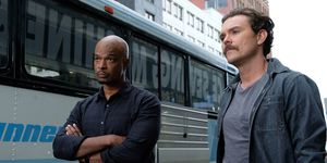 Lethal Weapon, Season 2, Damon Wayans, Clayne Crawford