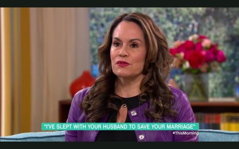 This Morning guest has 'slept with 100 married men'