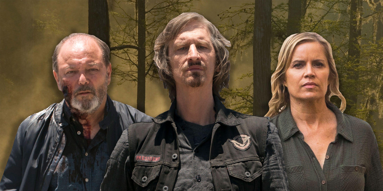 Daniel Salazar, Madison, Proctor John, Fear The Walking Dead