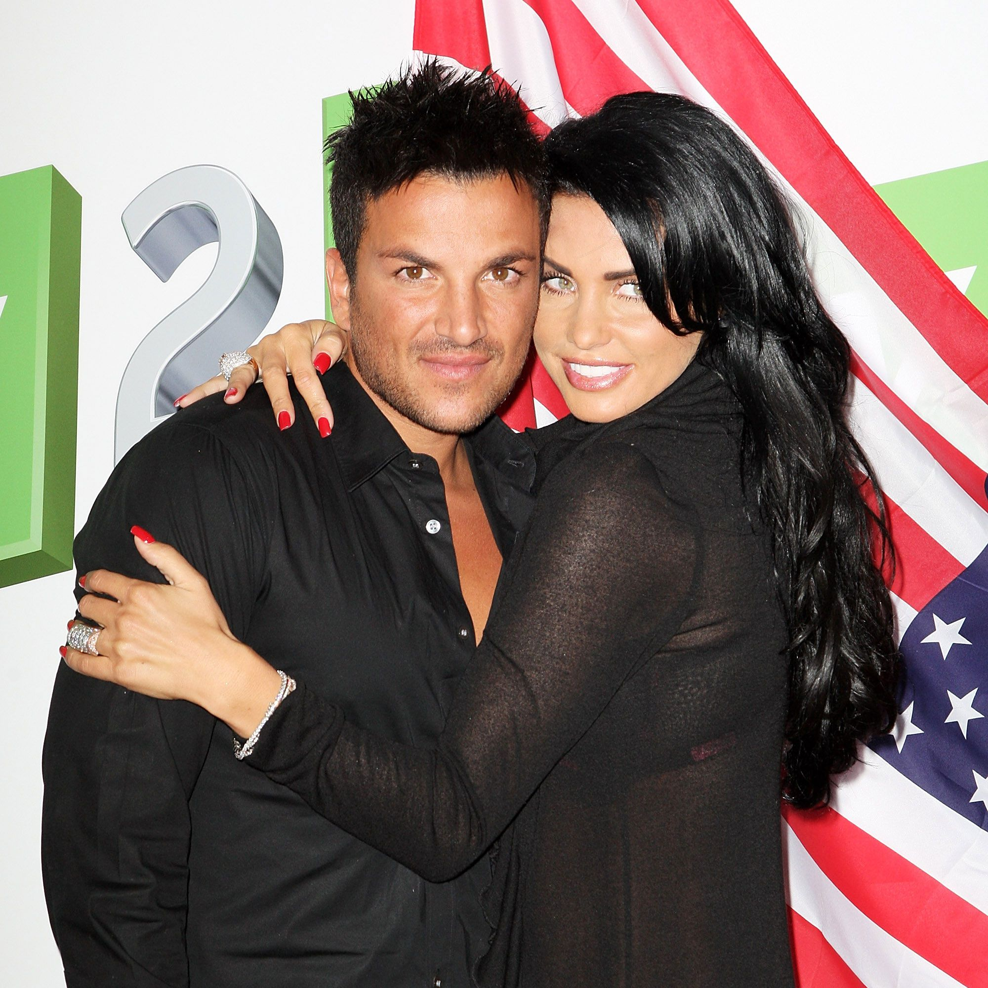 """Katie Price lashes out at ex Peter Andre once again as she calls him a """"bellend"""""""