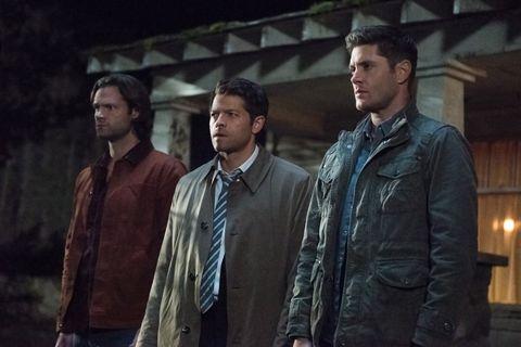 Supernatural season 14 finale – Is Supernatural ending after