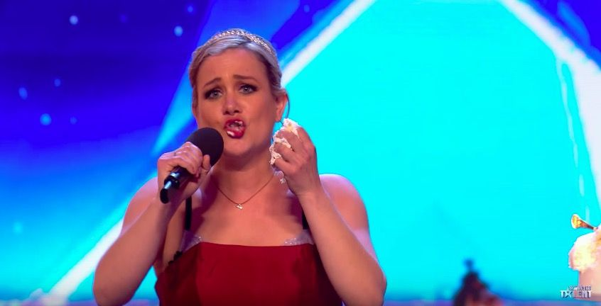 Britain S Got Talent Opera Singer S Act Takes An Unexpected Turn And Baffles Viewers