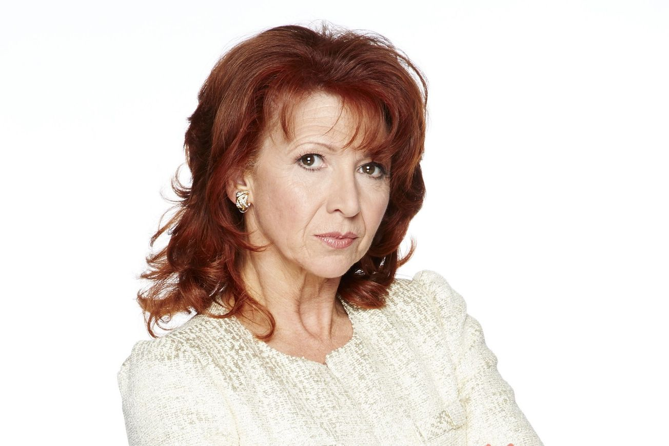 Bonnie Langford as Carmel Kazemi in EastEnders
