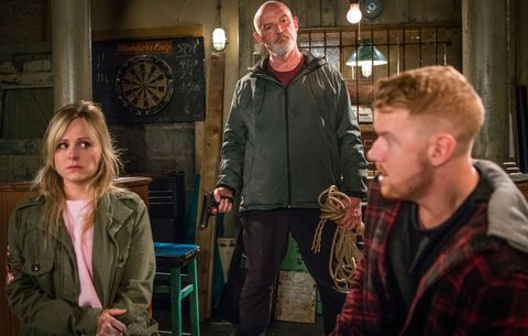 Soap spoilers – Coronation Street exit story for Phelan and