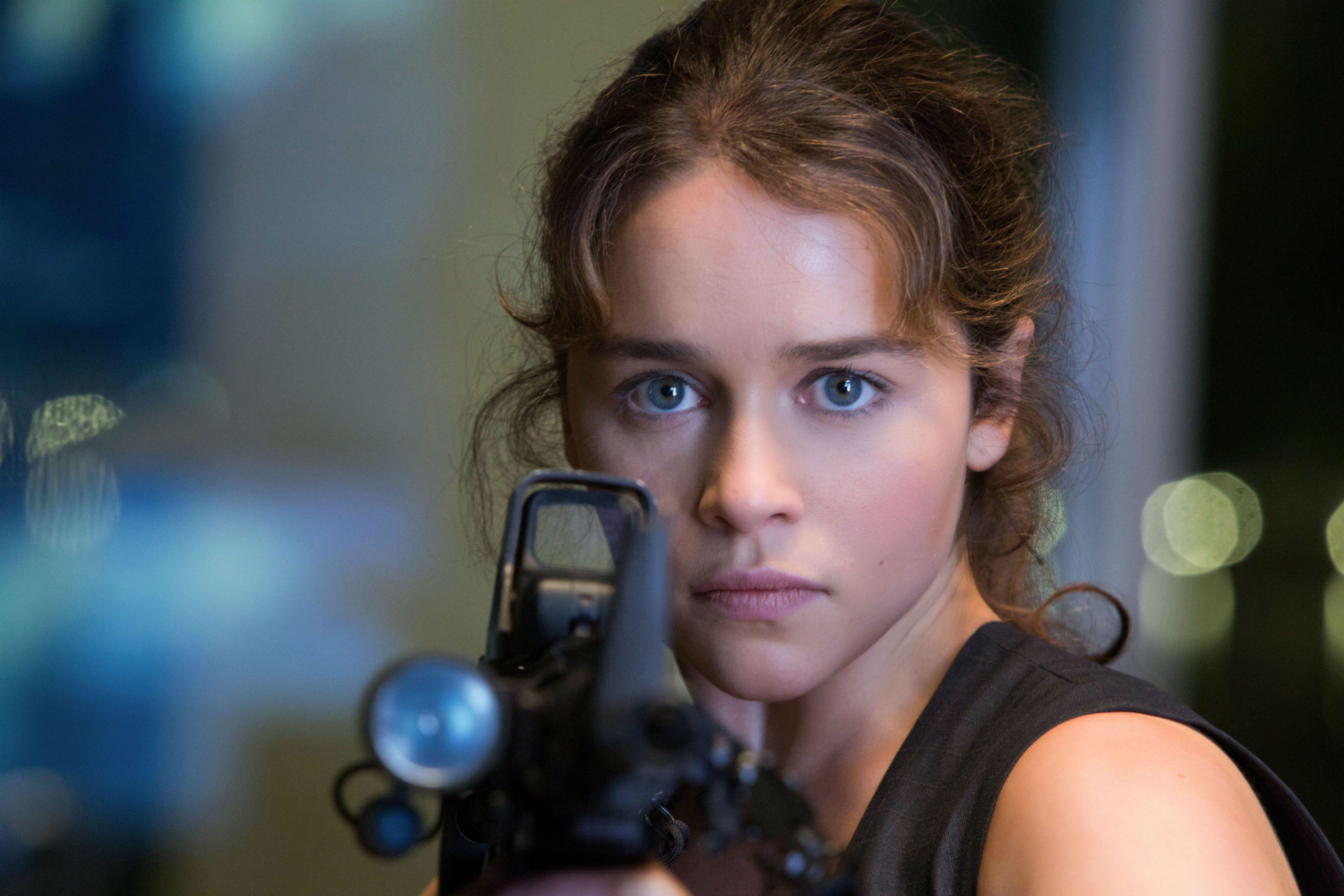 Emily Clarke