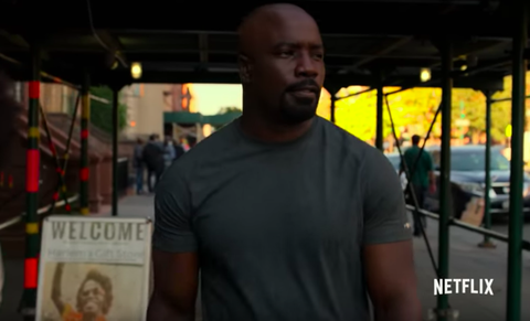Luke Cage season 2 new first-look clip hints at the threat
