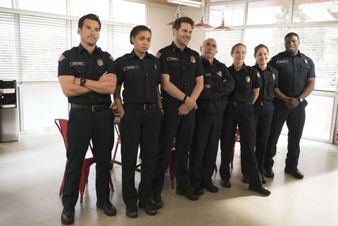 Station 19 Season 4 Cast Air Date Spoilers And More