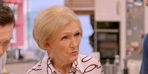 Mary Berry on Britain's Best Home Cook