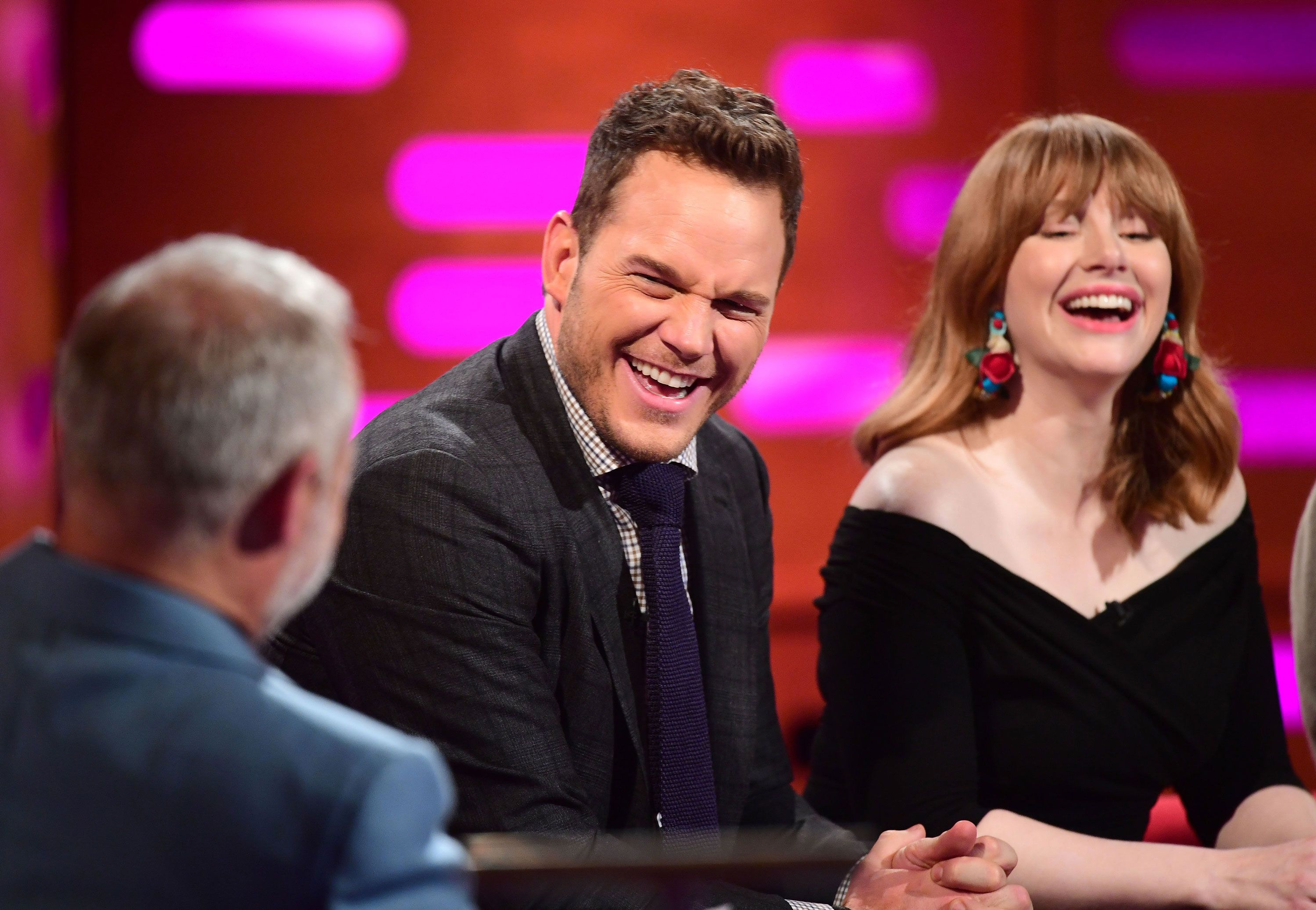 How Chris Pratt improvised Jurassic World: Fallen Kingdom's best line to Bryce Dallas Howard