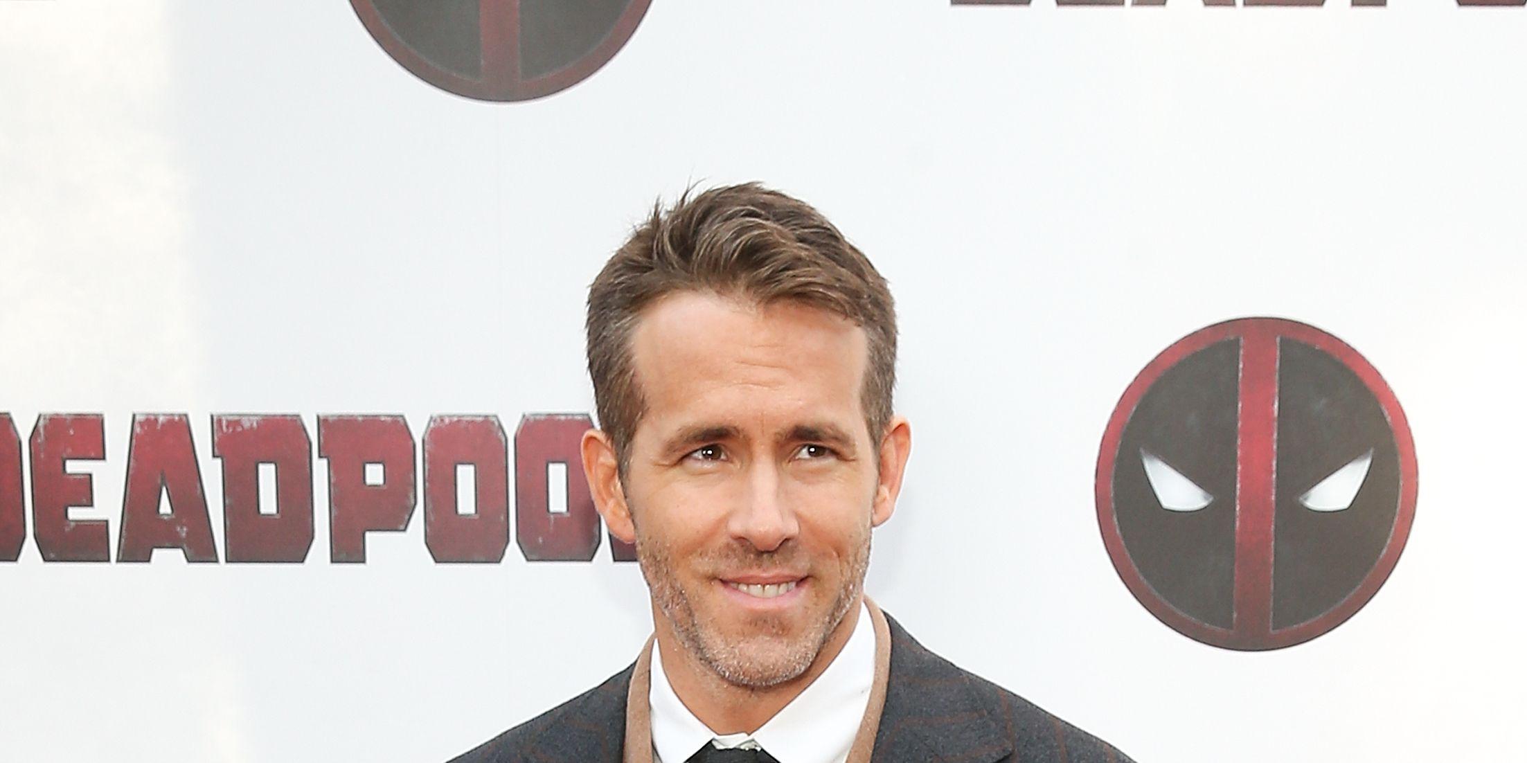 Ryan Reynolds Deadpool screening