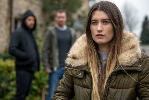 Debbie Dingle faces a backlash in Emmerdale