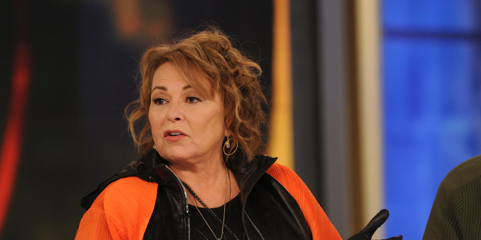 Roseanne Barr on The View, March 2018