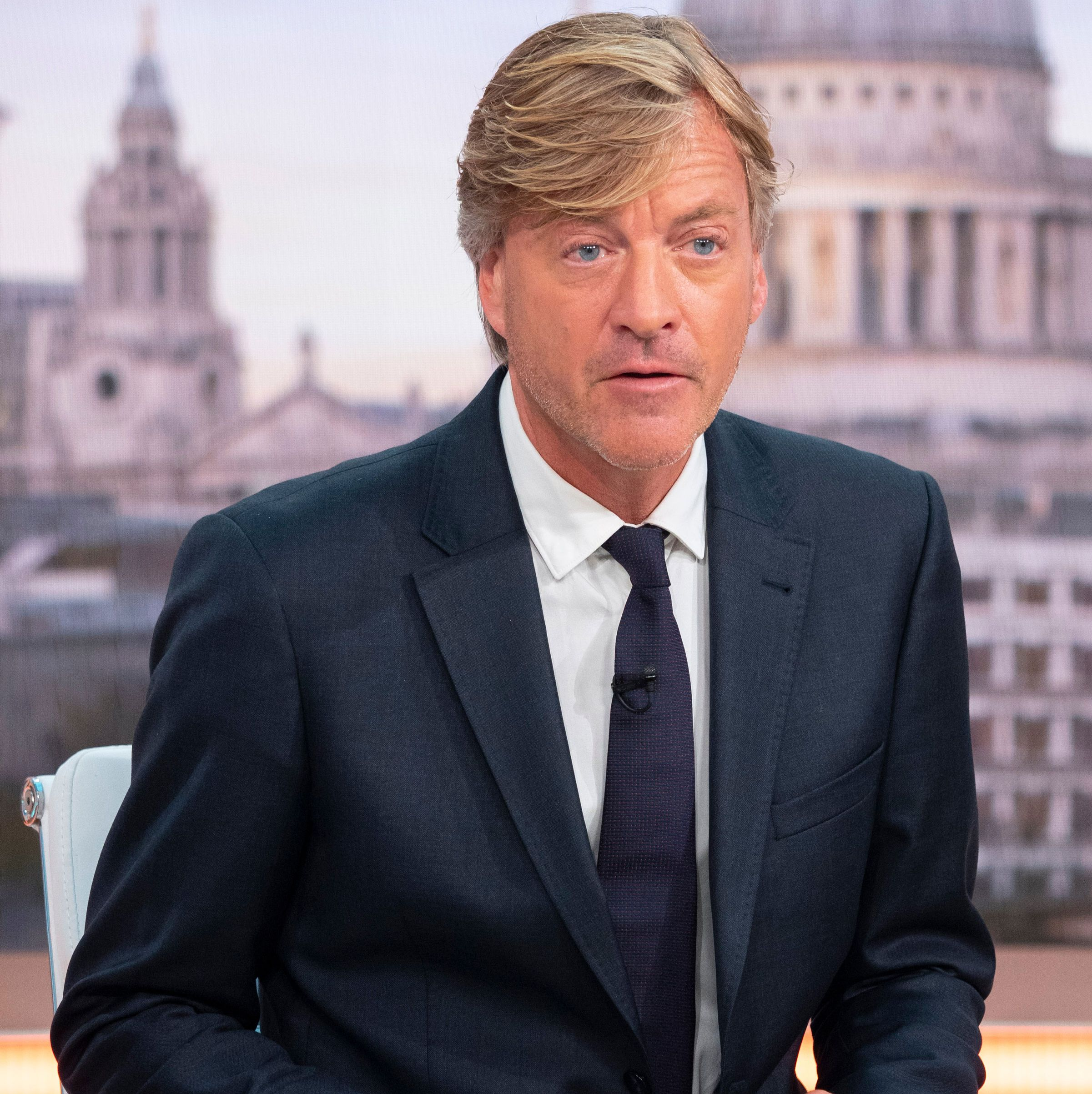 Good Morning Britain's Richard Madeley in trouble for David Attenborough comment during climate change segment