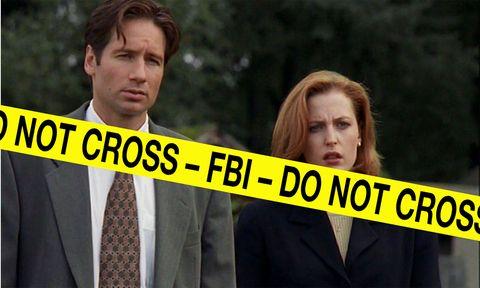 X-Files composite