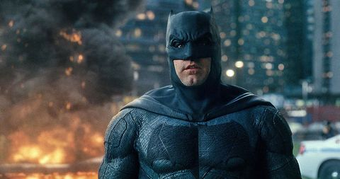 Ben Affleck shuts down talk of Batman return