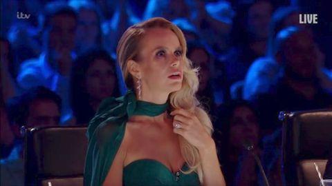 Britain's Got Talent semi-final 5/31/18: Amanda Holden