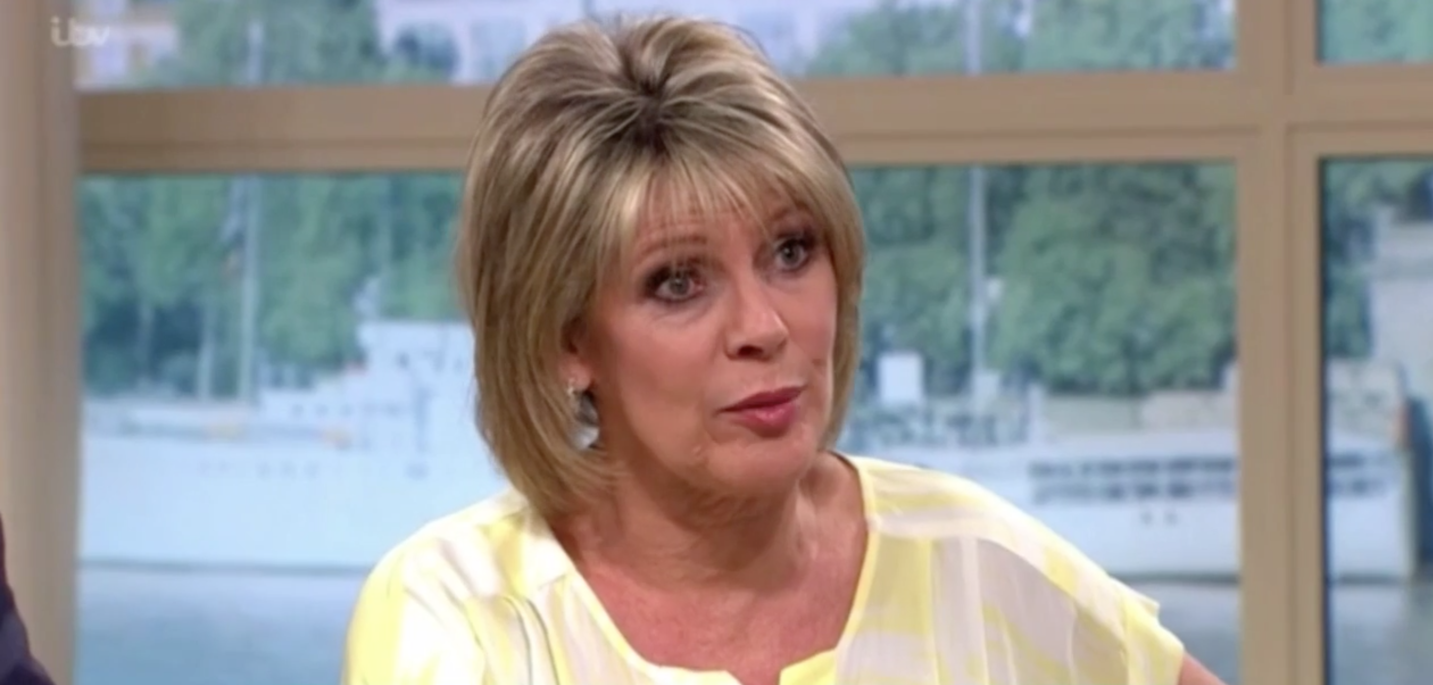 This Morning's Ruth Langsford sits out of the show – here's who replaced her