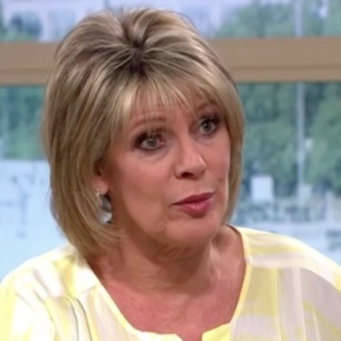 Ruth Langsford works leopard-print Whistles jumper for first This Morning outfit of 2020