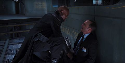 Agent Coulson's death in Avengers Assemble