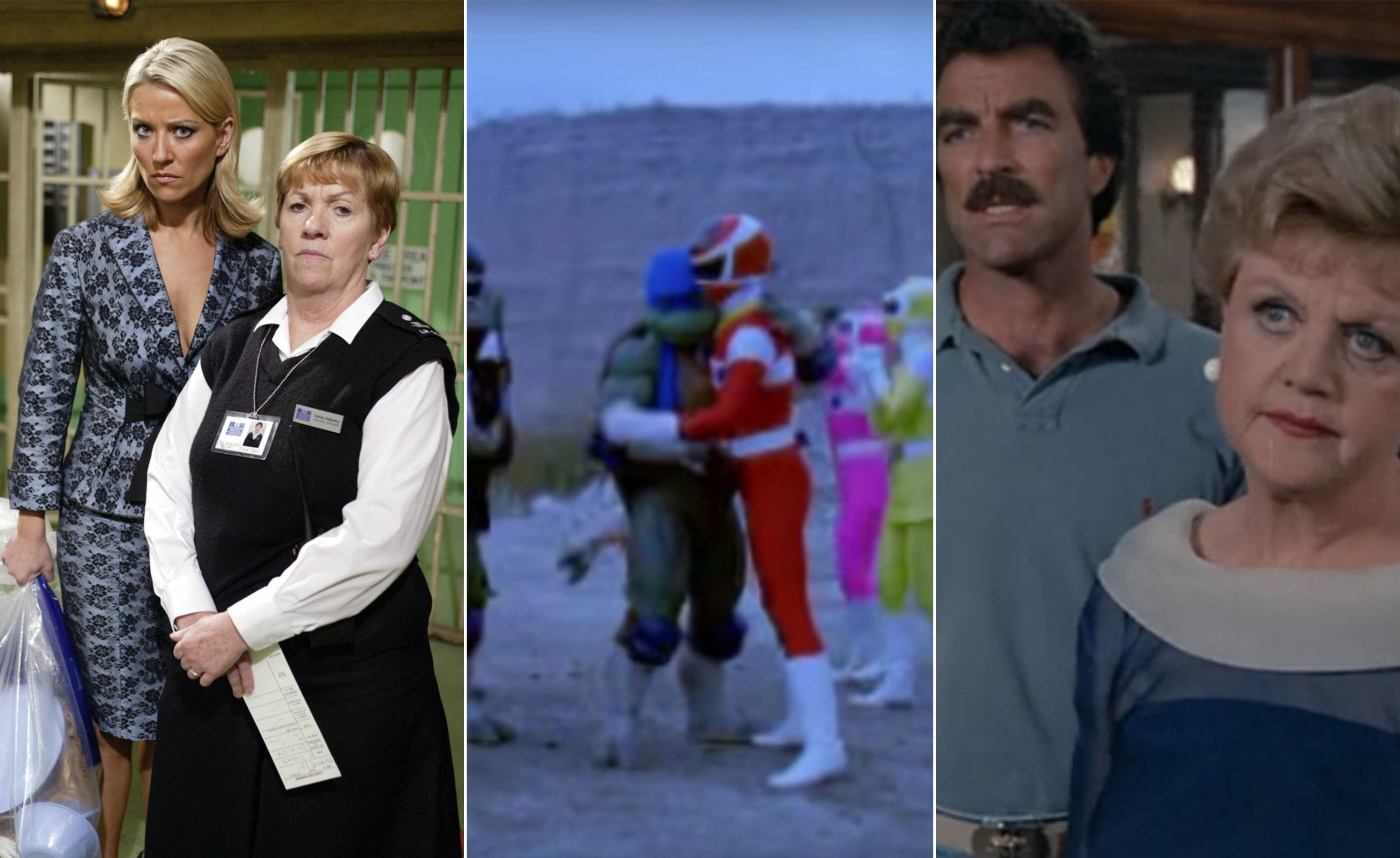 TV show crossovers you'd forgotten happened