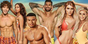 PHOTOSHOP, Love Island 2018 body diversity, Adam, Eyal, Wes, Hayley, Laura, Samira