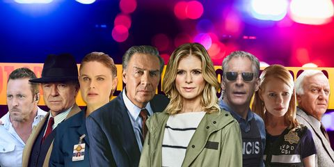 Longest Running Crime Shows, CSI, Inspector Morse, NCIS, Silent Witness, Law & Order, Bones, Hawaii Five-0, Foyles War