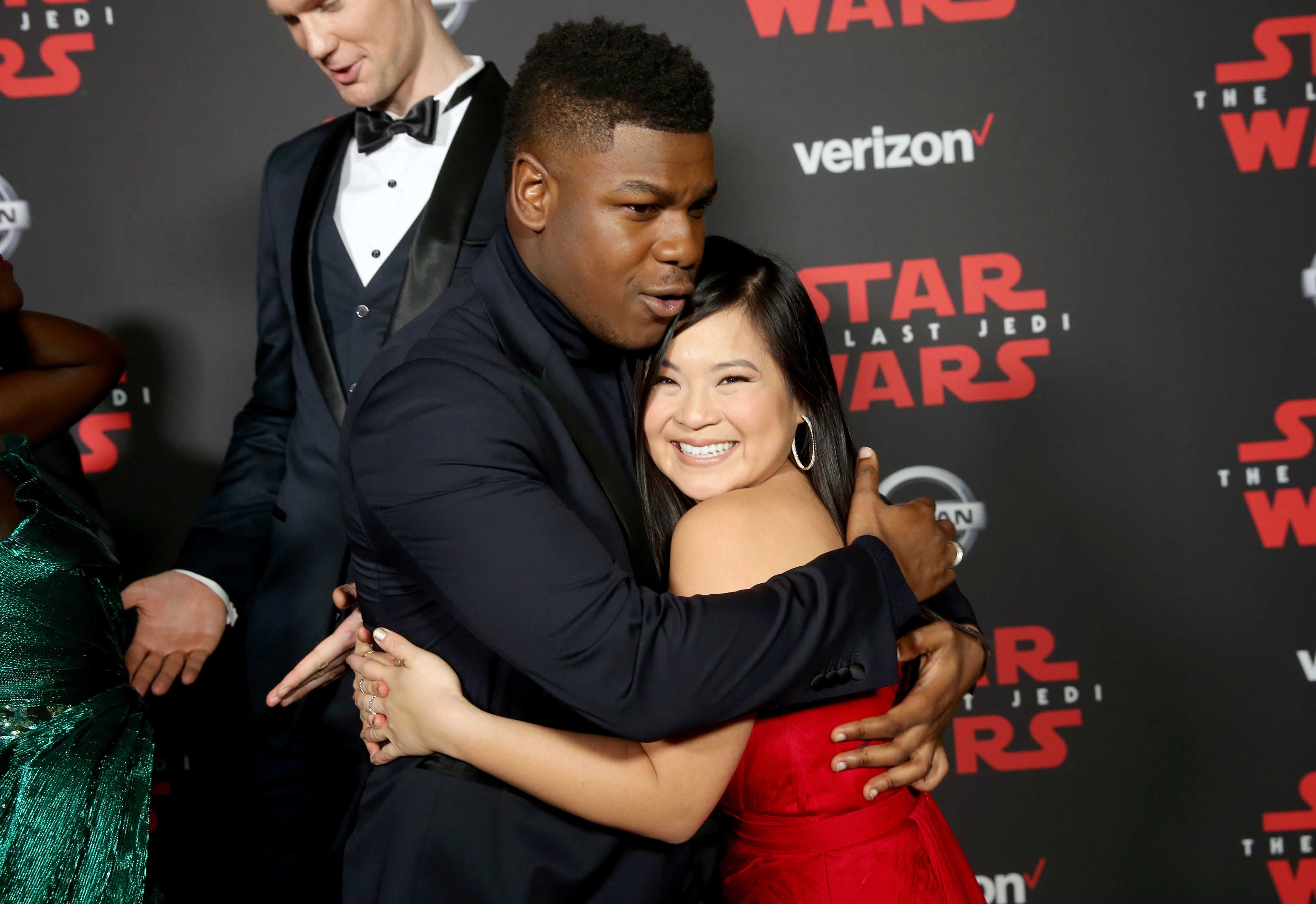 Star Wars' John Boyega apologises over Kelly Marie Tran interview comments