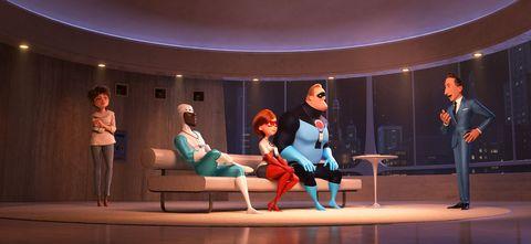 Cinemas to warn of flashing lights in Incredibles 2 after moviegoer's tweet goes viral