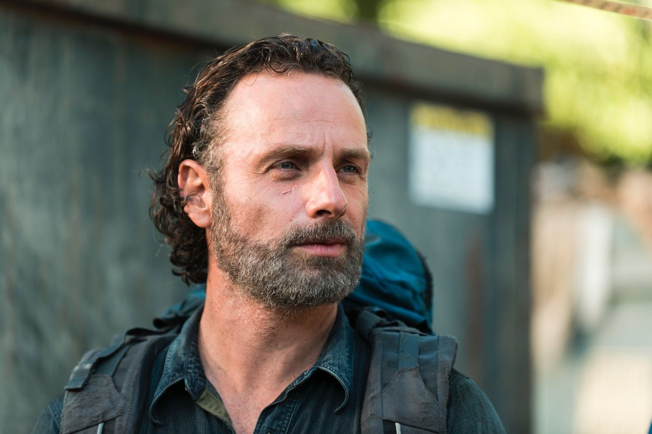 Is Rick Grimes going to meet a grisly end in The Walking Dead season 9?