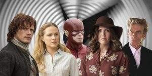 Outlander, WestWorld, The Flash, This is Us, Doctor Who, Complex Timelines