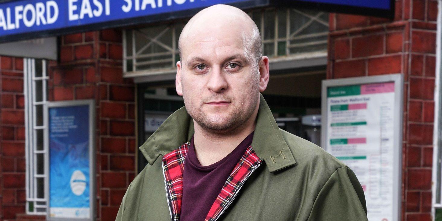Ricky Champ as Stuart Highway in EastEnders
