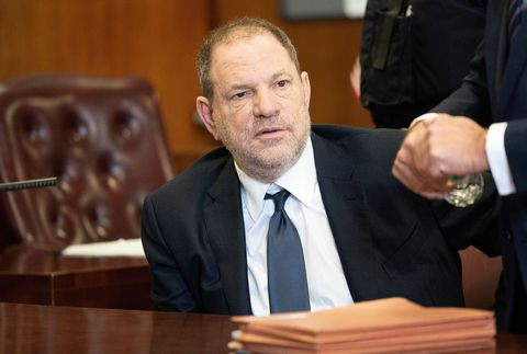 Harvey Weinstein pleads not guilty in court, 5 June 2018